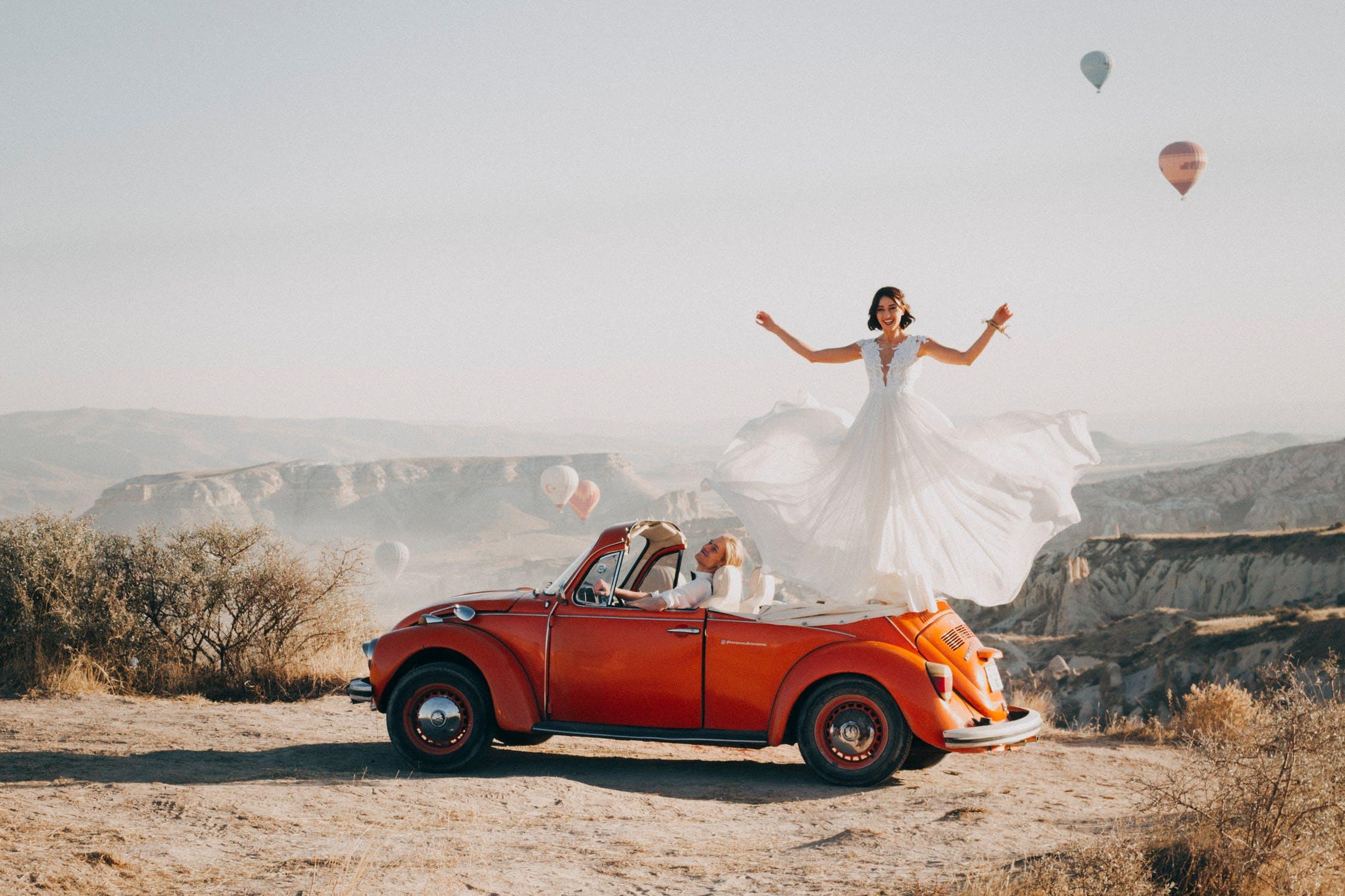 Tout ce qu'il faut savoir sur les albums photo de mariage